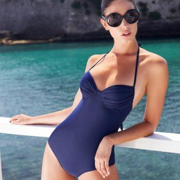 Costume Intero BELLAGIO - Beachwear Bellissima - coppa C - costumi da bagno